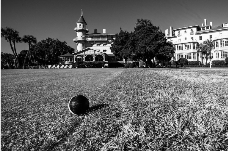Croquet at the Jekyll Island Club