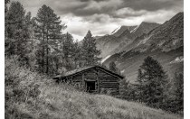 Old Alpine Chalet