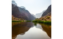 Wadi Al Arbeieen Reflection